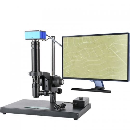 SWG-S2000HD coaxial light microscope ITO detection microscope