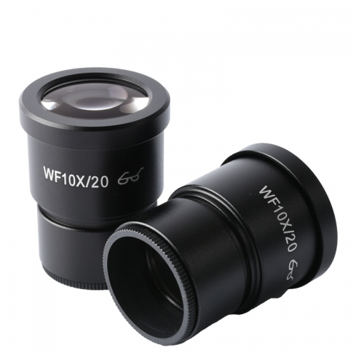 SWG-WF10X/20  stereo microscope high eye point large field eyepiece 10x