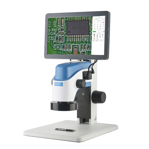 SWG-HD500C HDMI measuring microscope magnification 17X-110X